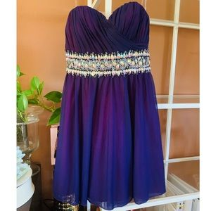 💜💜💜Sequin Hearts Prom Dress💜💜💜